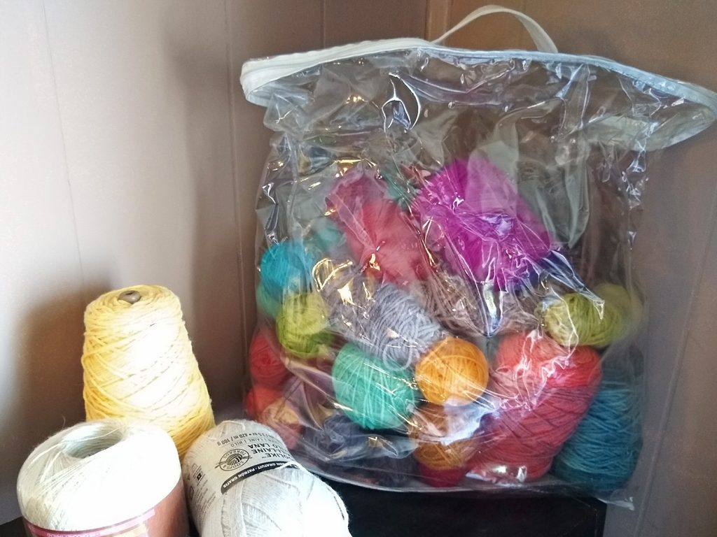 yarn storage tips